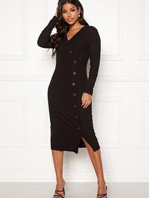 Only Nella 3/4 Button Bodycon Dress