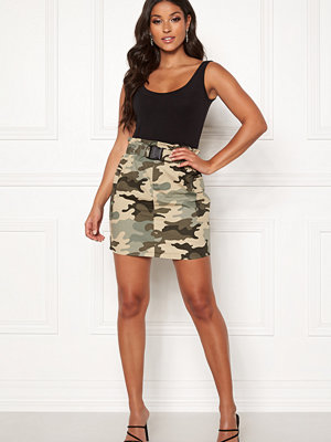 Only Lene Camo Short Skirt