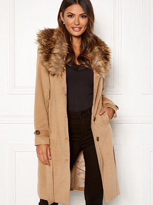 Happy Holly Elisa coat with belt
