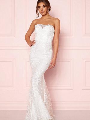 Festklänningar - Moments New York Petal Wedding Gown White
