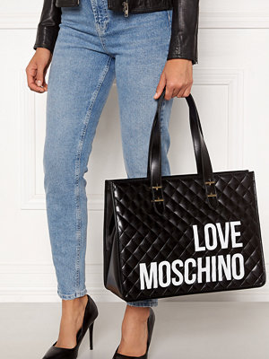 Love Moschino I Love Shopping Bag