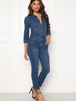 Jumpsuits & playsuits - Vila Barkan New 3/4 Sleeve 7/8 Jumpsuit