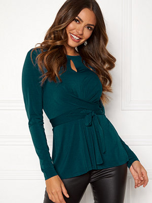Toppar - Happy Holly Lucy top