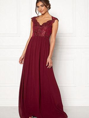 Moments New York Blossom Chiffon Gown