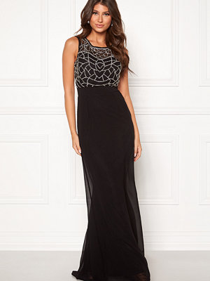 Goddiva Embellshed Maxi Dress