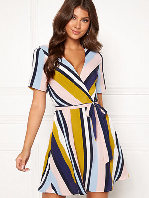 Only Donna S/S Fixed Wrap Dress