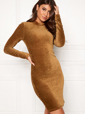 Pieces Indira LS T-Neck Dress