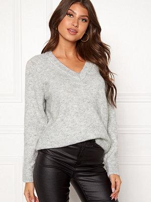 Selected Femme Lanna LS Knit V-neck