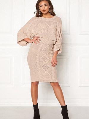 Make Way Rania knitted skirt