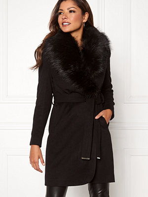 Chiara Forthi Verona Coat Black
