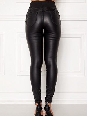 Happy Holly Freja push-up coated treggings