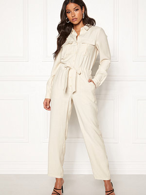 Vero Moda Eva L/S Button Jumpsuit