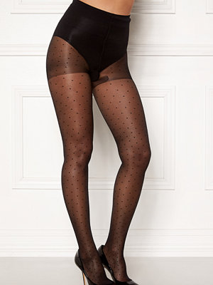 Strumpbyxor - Vogue Swiss Dot Tights 15 Den