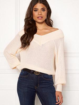 Object Landaz L/S Knit Pullover