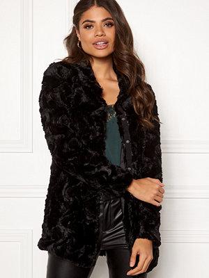 Vero Moda Curl High Faux Fur Jacket