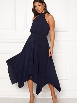 Ax Paris Asymmetric Maxi Dress
