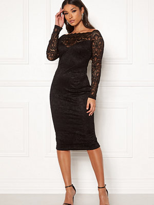 Ax Paris Lace Off Shoulder Dress
