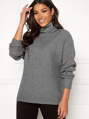 Vila Oliv Knit High Neck Top