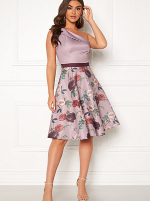 Chi Chi London Ardelle Floral Dress