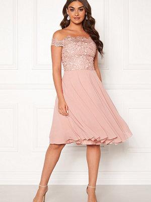 Chi Chi London Colby Bodice Midi Dress