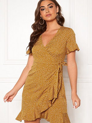 Vero Moda Henna 2/4 Wrap Dress