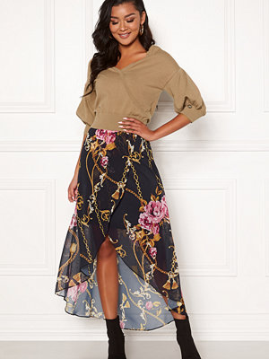 Chiara Forthi Rachelle Highlow Skirt