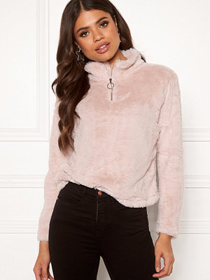 Rut & Circle Alex Fur Sweater