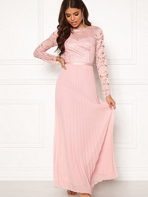 Chi Chi London Annelise Lace Maxi Dress