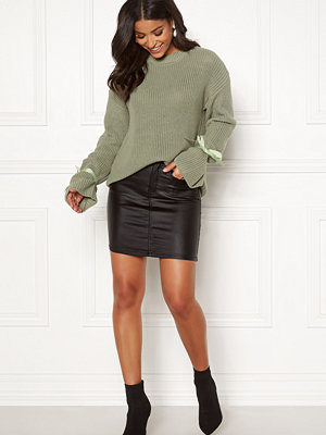 77thFLEA Nila coated skirt