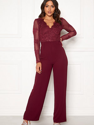 Jumpsuits & playsuits - Moments New York Azalea Lace jumpsuit
