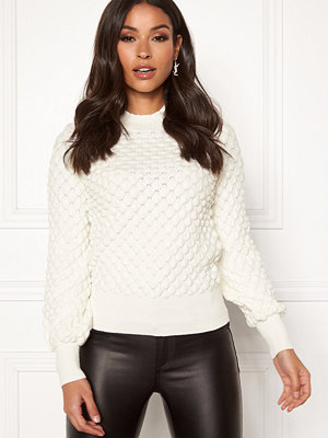 Happy Holly Mathilda bubble sweater