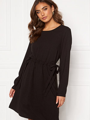 Vila Sarina L/S Tie Dress