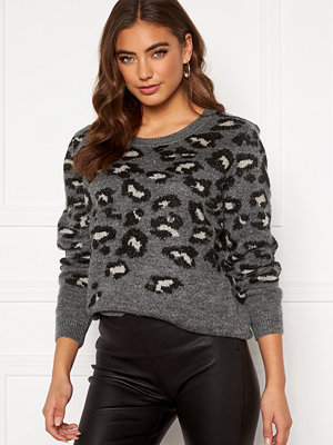 Vila Lidi Knit O-Neck L/S Top