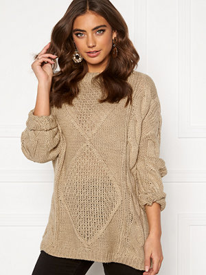 Pieces Hanna LS Long Knit