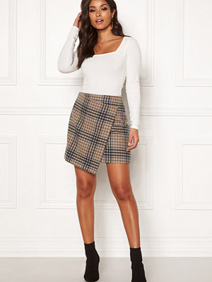 Dagmar Darda Check Skirt