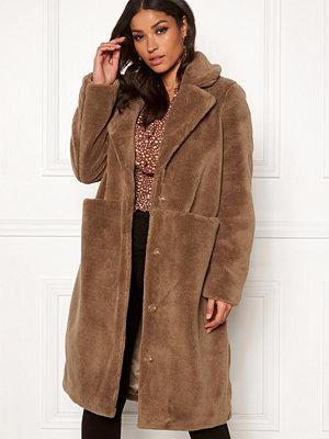 Vero Moda Holly Long Teddy Jacket