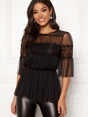 Happy Holly Smilla mesh top