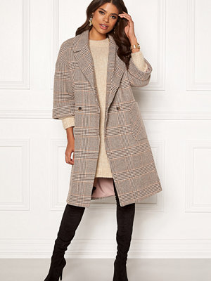 Vila Amoro Wool Sleeve Coat