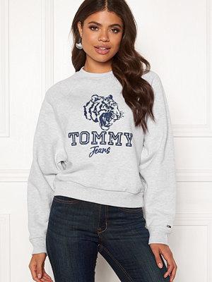 Tommy Jeans Logo Raglan Sweatshirt