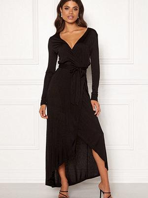 Object Ulani L/S Wrap Dress