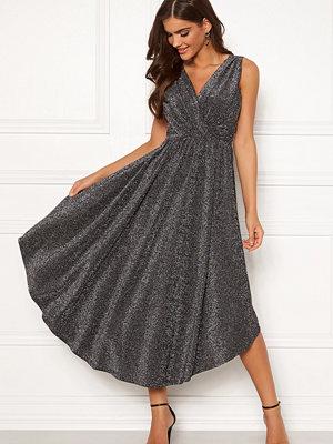 Festklänningar - Chiara Forthi Valeria Sparkling Dress Black / Silver