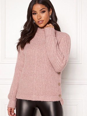Happy Holly Eliza button sweater