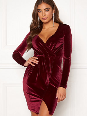 Bubbleroom Clara velvet dress