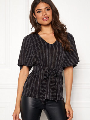 Happy Holly Kate lurex top