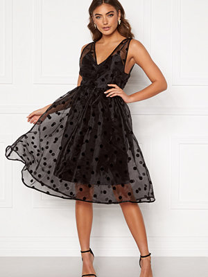Y.a.s Olivia Spencer Dress Black