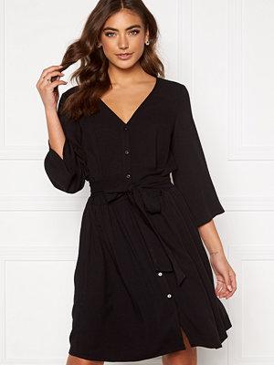 Vila Jamille 3/4 Dress Black