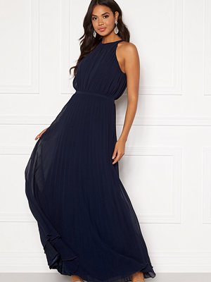 Chi Chi London Femi Pleated Maxi Dress
