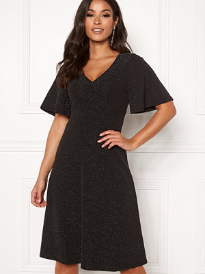 Happy Holly Olivia lurex dress