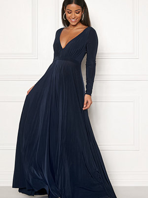 Goddiva Long Sleeve Oscar Dress