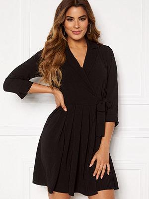 Vila Dwell 3/4 Dress Black